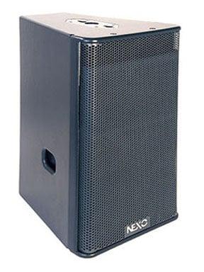 """Nexo GEOS 1230ST 12"""" 2-Way Arrayable Long-Fill Speaker Module GEOS1230ST"""