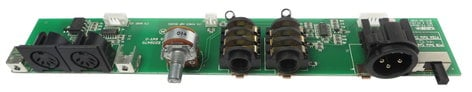 Line 6 50-02-0381  FX/MIDI PCB Assembly for Vetta Amp 50-02-0381