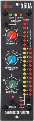 DBX 560A 500 Series Compressor / Limiter 560A-DBX