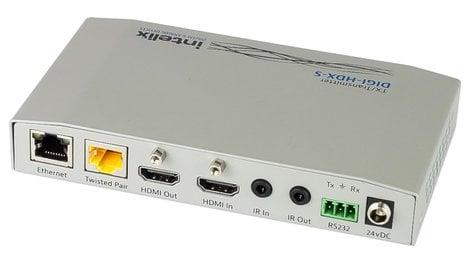 Intelix DIGI-HDX-S 90m HDBaseT HDMI/Ethernet/RS232/IR Sender DIGI-HDX-S