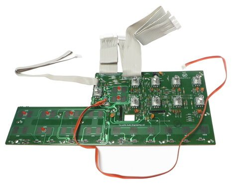 Novation 1019900930  Encoder PCB for Impulse 49 and 61 1019900930