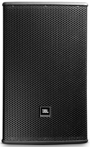 """JBL AC599 15"""" Two-Way Full-Range Loudspeaker in White with 90x90 Coverage AC599-WHITE"""