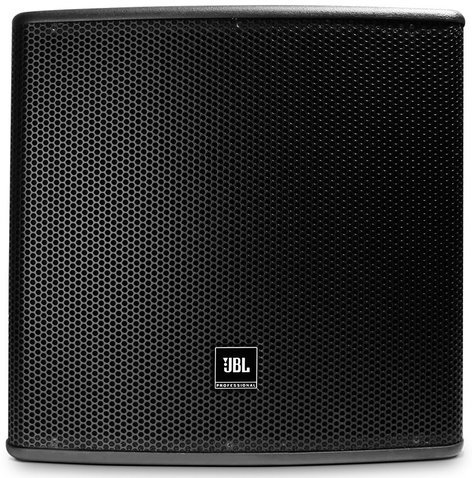 """JBL AC118S 18"""" Subwoofer in Black with 3"""" Voice Coil AC118S-BLACK"""