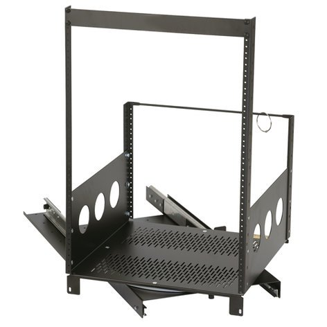 Chief Manufacturing ROTR-14  14RU Pull-Out and Rotating Rack ROTR-14