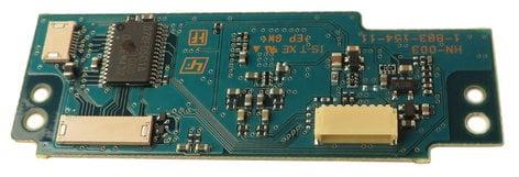 Sony A1825472A  HN-003 Control PCB for HXR-NX70U A1825472A