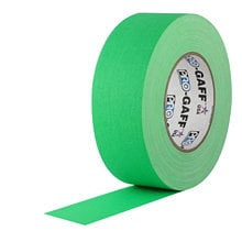 "Rose Brand 1"" Fluorescent Gaffers Tape 50 Yard Roll by Pro Gaff GAFFERS-1""-FLUORESCE"