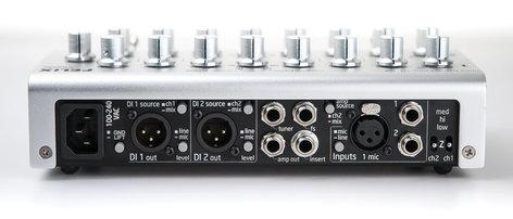 Grace Design FELiX 2-Channel Instrument & Microphone Preamplifier/Blender FELIX