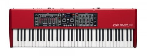 Nord USA Electro 5 HP 73 73-Key Synthesizer with Hammer Action Keybed ELECTRO-5-73-HP