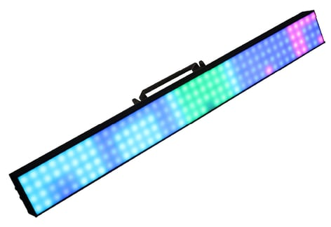 Blizzard Lighting PIXELLICIOUS 1M Pixel Mapping and Video 3-in-1 LED Bar Fixture PIXELLICIOUS