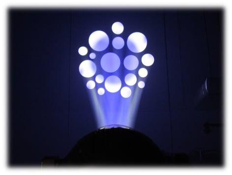 Blizzard G-MAX G-Max 150 150W LED Moving Head Spot G-MAX