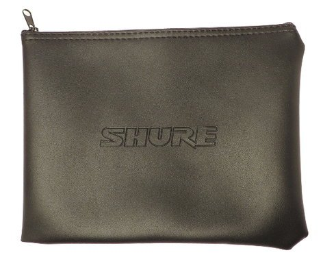 Shure 95B2324  Vinyl Pouch for WH20, WH30, and PSM 200 95B2324