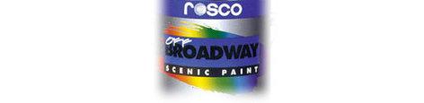 Rosco 150053000KIT  Off Broadway 5300 Paint Test Kit 150053000KIT