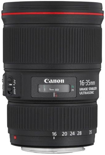 Canon 9518B002 EF 16-35mm f/4L IS USM Ultra-Wide Zoom Lens 9518B002