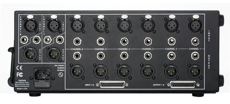 Rupert Neve Designs R6 6-Space 500 Series Rack Chassis R6-RND