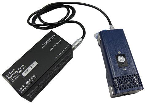 Look Solutions TF-0650  Tiny FX (Tiny-Fogger 2011) Compact Battery Powered Fog Generator TF-0650