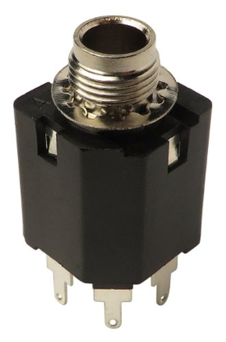 "Hartke 371227  1/4"" 5-Pin Jack for KM60, KM100, and KM200 371227"