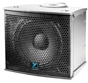"Yorkville NX10C  NX Series 10"" 300W Powered Arrayable Loudspeaker NX10C"