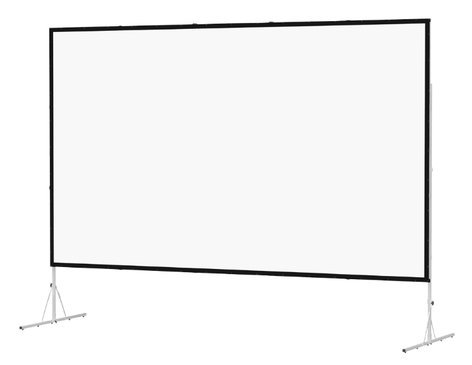 "Da-Lite 38306 73"" x 116"" Fast-Fold Deluxe Screen System with Da-Mat Surface 38306"