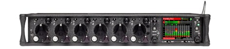 Sound Devices 688 12-Input Field Production Mixer with 16-Track Recorder and MixAssist™ Automixing 688-SOUND-DEVICES