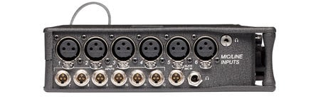 Sound Devices 688-SOUND-DEVICES 12-Input Field Production Mixer with 16-Track Recorder and MixAssist™ Automixing 688-SOUND-DEVICES