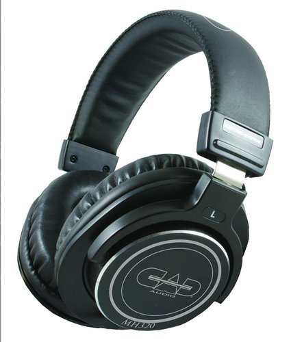 CAD Audio MH320  Closed Back Monitor Headphones MH320