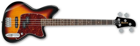 Ibanez TMB100 Tri-Fade Burst Talman Bass TMB100TFB