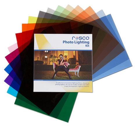 """Rosco 110110120001  12""""x12"""" Photo Lighting Kit 110110120001"""