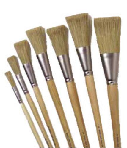Rosco Laboratories 056017 KIT Set of 7 Iddings Brushes 056017-KIT