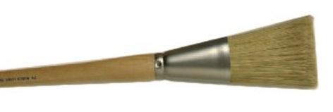 "Rosco Laboratories 05610-0025 1/4"" Fitch Iddings Brush 05610-0025"
