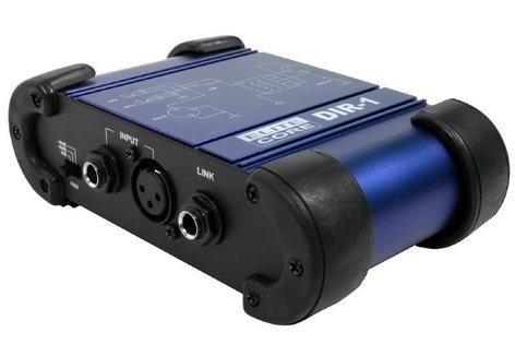 "Elite Core Audio DIR-1 Premium Direct Box with XLR & 1/4"" Inputs and Outputs DIR-1"
