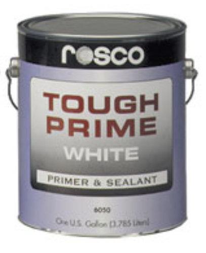 Rosco Laboratories 06050-0640 5 Gallons of Tough Prime White Primer and Sealant 06050-0640