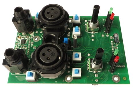 Line 6 50-02-0283  Input PCB for POD X3 Pro 50-02-0283
