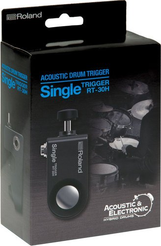 Roland RT-30H Single Acoustic Drum Trigger for Toms RT30H