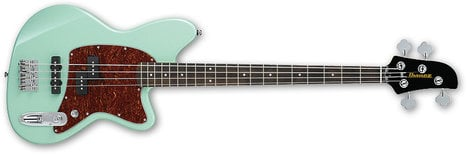 Ibanez TMB100MGR Mint Green Talman Bass Series Electric Bass TMB100MGR