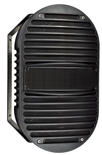 """Bogen Communications A12 A-Series Dual 6.5"""" Long-Throw Loudspeaker with Low Impedance & 70V Operation in Black A12-BOGEN"""