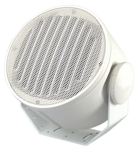 "Bogen Communications A2WHT A-Series 6"" 100W (8 Ohms) Armadillo Speaker in White A2WHT"