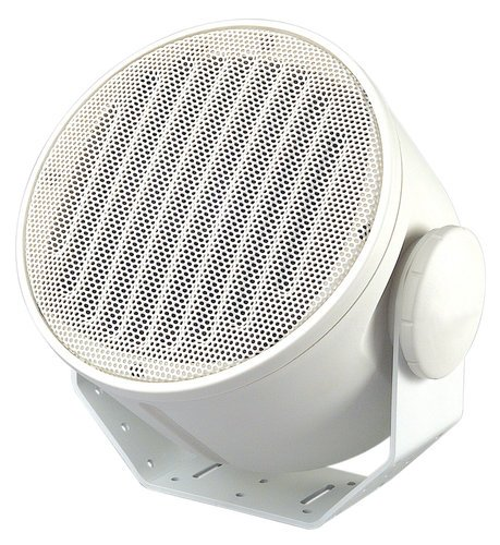 "Bogen Communications A2TWHT A-Series 6"" Armadillo Speaker in White with Multi-Tap 70V Transformer A2TWHT"