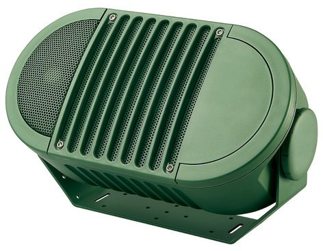"""Bogen Communications A8GRN A-Series 8"""" 2-Way 175W (8 Ohms) Armadillo Speaker in Green A8GRN"""