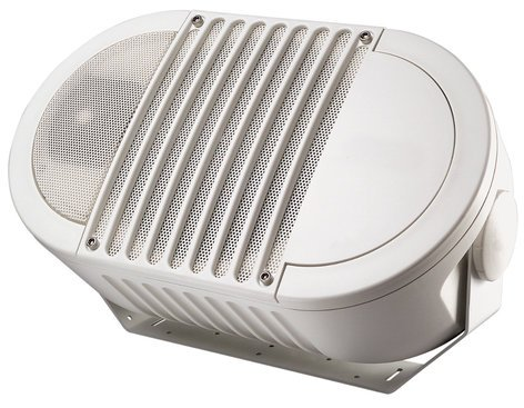 "Bogen Communications A8WHT A-Series 8"" 2-Way 175W (8 Ohms) Armadillo Speaker in White A8WHT"