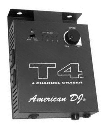 ADJ T4-ADJ 4 Channel Chase Controller T4-ADJ
