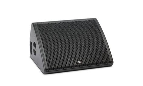 "Turbosound TFM-560  3,200W 12"" Dual 2-Way Floor Monitor in Black TFM-560"