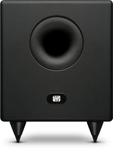 """PreSonus TEMBLOR-T8 Temblor T8 8"""" 200W Active Studio Subwoofer with Rear-Firing Bass Reflex Port TEMBLOR-T8"""