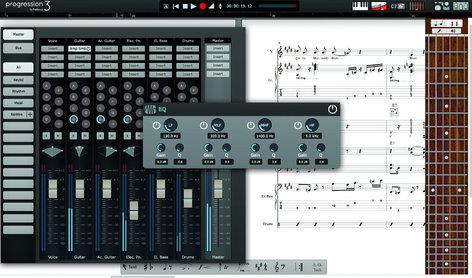 PreSonus PROGRESSION-3 Progression 3 License [DOWNLOAD] Guitar / Bass / Drums Composition Software PROGRESSION-3