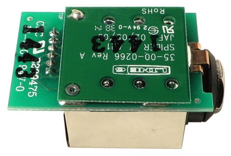 Line 6 50-02-0071 Input PCB Assembly for Spider IV Series 50-02-0071
