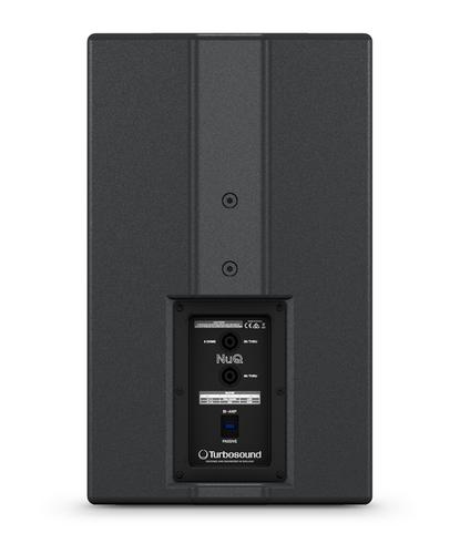 "Turbosound NuQ102 10"" 2-Way 300W (8 Ohms) Full-Range Passive Loudspeaker in Black NUQ102"