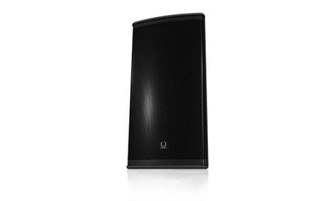"Turbosound TPA122/64 500W 12"" 2-Way Full Range Speaker in Black TPA122/64"