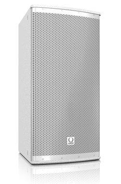 "Turbosound TPA122/00-WH 500W 12"" 2-Way Full Range Speaker in White TPA122/00-WH"