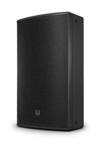 "Turbosound NuQ122 12"" 400W (8 Ohms) 2-Way Full-Range Passive Loudspeaker in Black NUQ122"