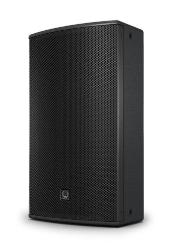 "Turbosound NuQ122 12"" 400W (8 Ohms) 2-Way Full-Range Passive Loudspeaker in Black NUQ122"