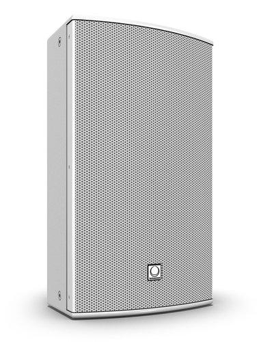 "Turbosound NuQ122-WH 12"" 400W (8 Ohms) 2-Way Full-Range Passive Loudspeaker in White NUQ122-WH"